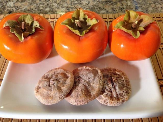 Ngoài những món ăn ngon mùa thu Hàn Quốc còn nổi tiếng với những trái hồng chín
